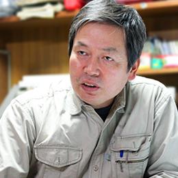 有限会社 坂本鉄工建設 代表・坂本 喜孝様